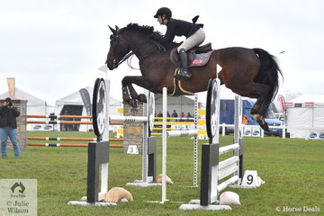 Lucy Locke from NSW rode the former Tom McDermott ride, 'Diamont' to take equal fifth place in the 2019 Horseland Australian Junior Showjumping Championships. It was a long haul for all Championship contenders, as their competition began last Thursday with a Table C competition. Faults were added over a further two competitions to determine the Champion.