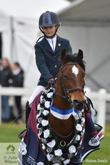 Boneo Park was host to competition for all levels with just over 700 horses and despite the weather the beautiful facility held up well, especially the Pryde's Arena. The winners over the ten days of top showjumping included Ivory Series winners, Zara Adnams and 'Elcarium Stralight'