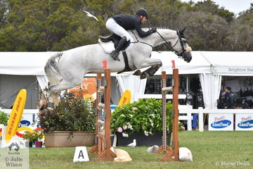 Billy Raymont rode the Willis family's, imported Andiamo Z gelding, 'Anssioso Z' to post four and four in the final 2019 Pride's EasiFeed Australian Senior Showjumping Championships Grand Prix to take equal eighth place in the Championship with a three round total of 17 penalties.