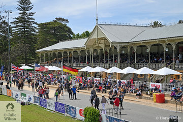 Perfect weather for the four days and excellent competition brought out record attendances for the 2019 Mitsubushi Intentional Australian 3DE.