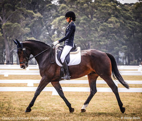Annabel Cusack and Dynamoey in the Gubbins Pulbrook Group CCN1*-L JNR.