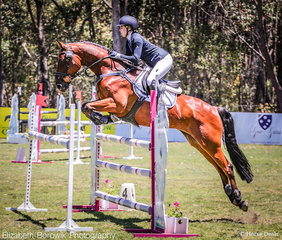 In the PRYDE'S EASIFEED CCI2*-L, the winner finishing on their super dressage score of 24.60 penalties, was Lily Wickenden and EA Berlin.