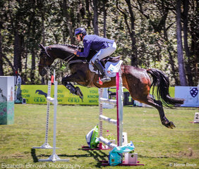 The OTTO SPORT AUSTRALIA CCI3*-L was taken out by Stuart Tinney and Be My Daisy.