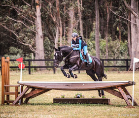 Our Saddleworld Bowral EvA95 JNR class winners from the weekend were Mia Gigliotti and Positano, they lead the class all event and finished on their dressage score of 30.80 penalties!