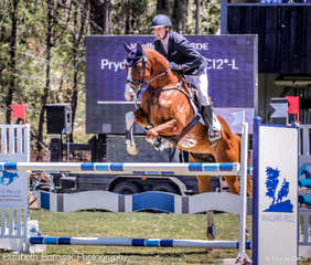 The best presented male from the Dapple Eq Trot Up was announced today as Finn-Patrick McCoy and Sexy Legs - here they are in action in the PRYDES EASIFEED CCI2*-L.