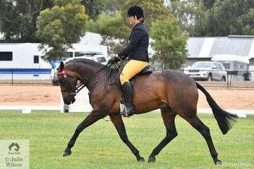 Eboni Knights rode her Equilty Wizzbang (Maxwell Smart) to be declared Champion in the Alabar Hero Series Standardbred State Final. Eboni won $1000 for the Championship and $500 for also taking out the Highest Placed Owner Rider award.