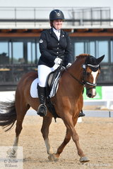 Skye Wright and Kamber Merfyn won the Musikur Elementary Freestyle, with a score of 71.16%.