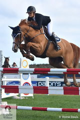 Amilia Douglass from NSW rode Cassis Z Ten Halven to second place in the Pryde's Easifeed Young Rider Championship. Amelia also took seventh and eighth place in the Mini Prix riding Upper Class Z and Barrichello.