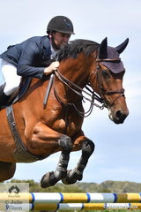 Sam Williams rode Commander NZPH to sixth place in the Mini Prix.