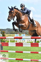 Georgie Siciliano from WA rode Gladiator P to sixth place in the World Wetlands Day World Cup Qualifier.