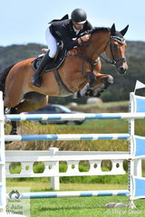 James Harvey riding Tyrone VDL posted two 4 fault rounds for eighth place in the World Wetlands Day World Cup Qualifier.