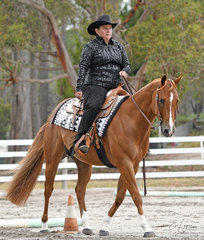 Zipped In Rhythm and Michelle Philips in the All Age Trail feature.