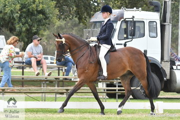 Felicity Sutherland had a successful 2020 Barastoc and today was declared Reserve Champion Intermediate Rider.