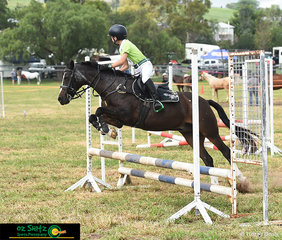 Connor Lane and Earl were on fire at the 2020 Killarney Show, jumping a double clear round and stopping the clock at 41.70 seconds in the Junior Under 14 Class and also stopping the clock in the 65cm wih the speedy time of 39.32 seconds, taking the win in both classes.