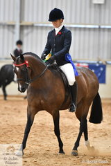 Brylee Thomson rode Kaye Thomson's, 'Bremala Miss Victoria' (Sarnau Victory imp UK/Helden Miss Elite) to win the Whitemere Stud class for Ridden Part Welsh 13.2-14.2hh and go all the way to claim the 2020 Robert Grant and Kylie Hickman/ Bamborough Stud Prize for the Ridden Part Welsh Championship and the $5000 prize money.