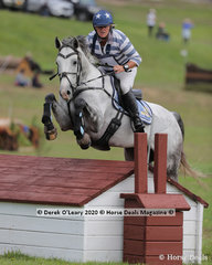 "Natalie Davies placed 6th in the CCI2*-S riding ""Equineaffair Eclipse"" with a final score of 50.50"