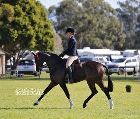 """Champion Hack was """"EBL Quiver"""" and Emily Mears."""