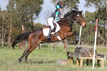 B Masters rode Samsonite