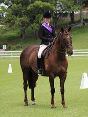 Champion Adult Rider Kaitlyn McNall