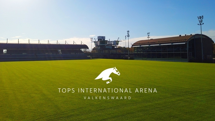 Sensational New Grass Arena Surface Unveiled at Tops International Arena!