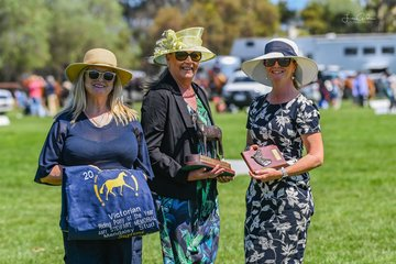 SA based Charlie Hunt and very successful riding pony breeder with her husband Andrew had a busy day in the Riding Pony ring, pictured with her steward and sponsor after the Supreme ridden award.