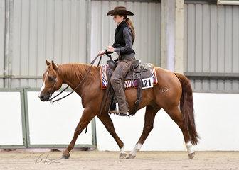 Del Rio All Torque and Jessica Oldham in Ranch Trail
