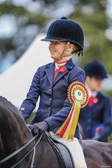 The Rider 12, 13 & 14 years had large entries and beautiful workouts completed by all the young riders. The judges awarded Champion to Amelia Baines riding PBM Masterpiece..