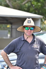 Successful jumping rider, accountant and Horse Deals fan, Tim Clarke.