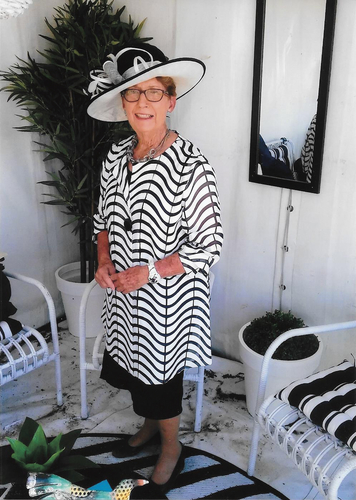 Valrie, judge at ENSW Southern Cross Show Horse Spectacular 2018.