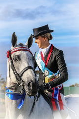 Aolani Ware Oceans Levu - Reserve Champ 17 to 21 yrs Adult Rider