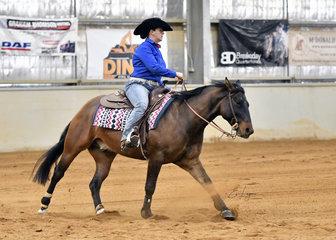 Danyel Riemer riding Q Vista Magic Toyboy