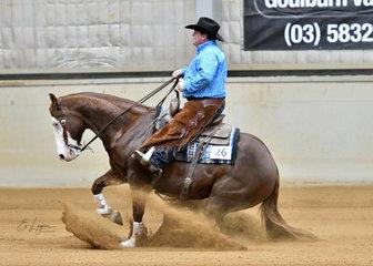 Todd McCormick  riding Gunnachicyachex