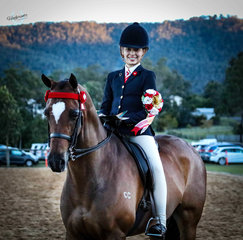 Supreme Champion Rider sponsored by Chief M Industries PL was Mackenzie Thompson riding Rosedale Remembrance