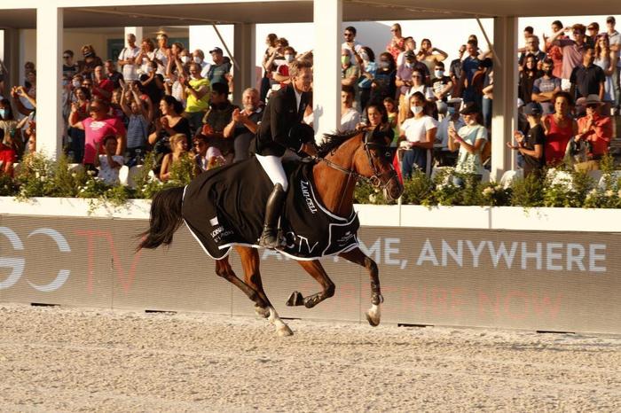 Photo: Longines Global Champions Tour