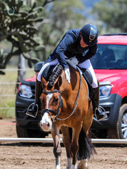 Toni Webb and Salient Park Prince was second in the PSG and the Inter1