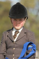 James Byrne from Modwarre won the District Boy Rider 10-12 Years and went on to be declared Reserve Champion District Rider Under 14 Years.