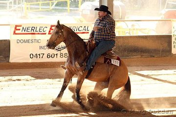How Wizz That & Greg Peters were one of the 35 horse & rider partnerships to contest the Thomas Trailers Novice Horse Non-Pro event.