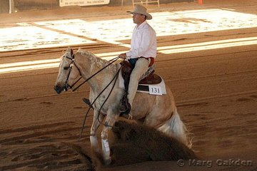 Just hangin' in the Novice Horse Non-Pro were Hollywood Woodstock & Tim Hoffmann.