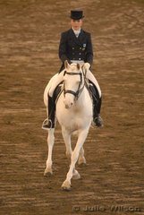 """Robbie Soster and Robali Irish Cream had a successful weekend placing in all events on the """"small tour""""."""