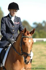 Gemma Wright rode Can We Fix It in the Preliminary Division 1.