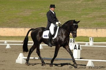 Shane Rose brought a large team of horses for the SEIC Weekend ODE. Here he rides Statford Novalis in the CNC**, earlier in the day Shane rode All Luck to lead the CNC*** dressage. Shane went on to win the CNC** on the very fit looking Statford Novalis, who head to Hong Kong on the 1st of Austgust to compete in the Olympic Test event.