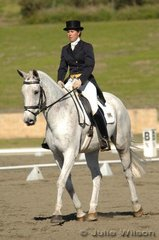 Jade Finlay and Chablis competed in the CNC**.