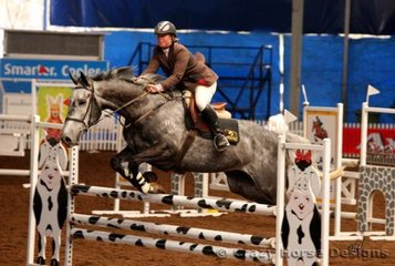 Danzappa & Kristy Bruhn competed in the 1.15m Welcome Stakes