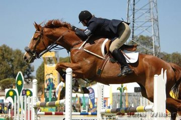 Nellandra Henry and Kakadu took fourth place in the Susanne Bond memorial Part Two Mini Prix.