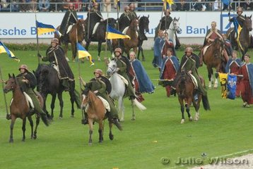 More of the Medieval Hunting Party.
