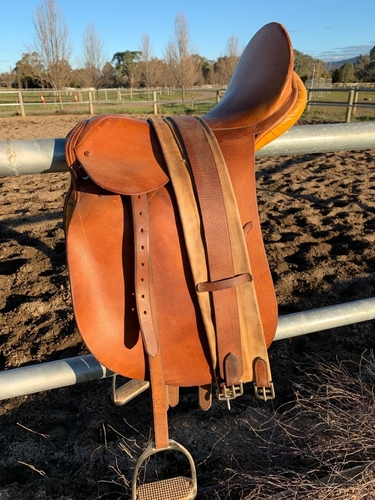 Syd Hill GP Saddle | Saddlery for sale - Saddles, Tack and