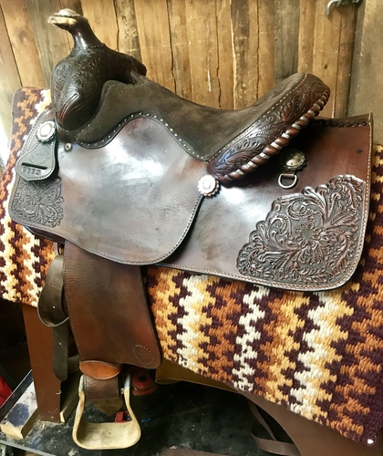Billy Royal Western | Saddlery for sale - Saddles, Tack and