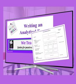 Teaching essay writing