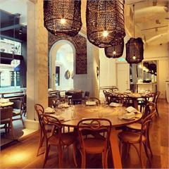 Alpha Restaurant