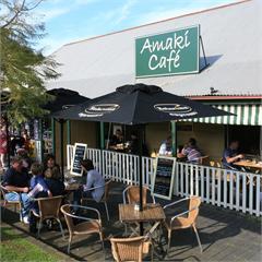 Amaki Cottage Café